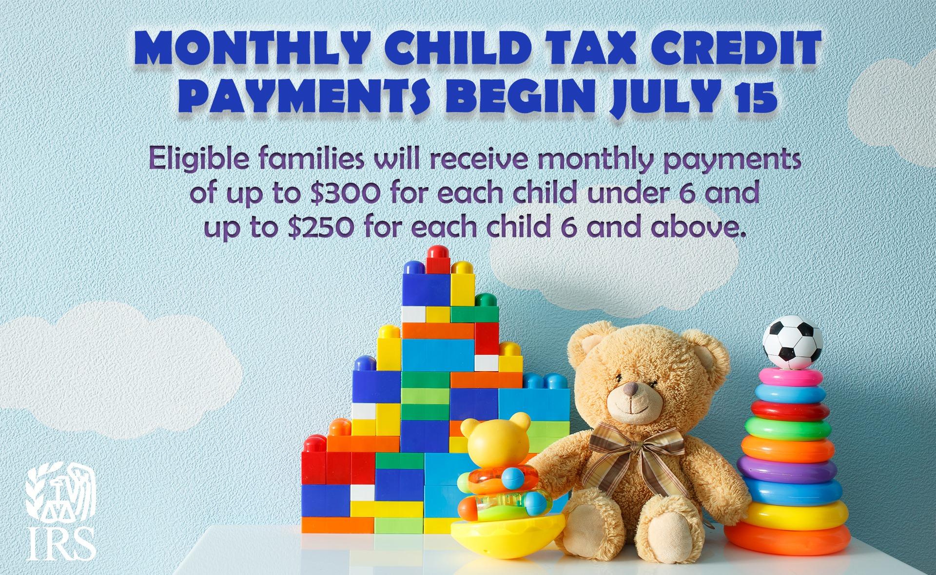 child tax credit flyer